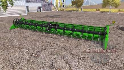 John Deere 635FD for Farming Simulator 2013