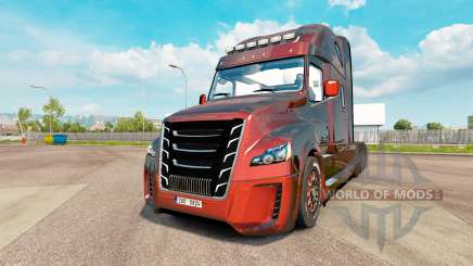 Freightliner Inspiration v3.0 for Euro Truck Simulator 2