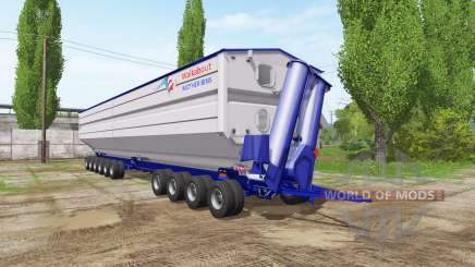 Walkabout 110T for Farming Simulator 2017