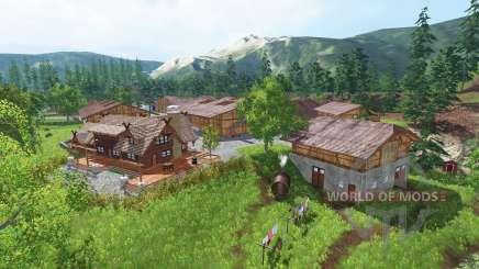 Ulsteinvik v1.5 for Farming Simulator 2015