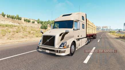 Truck traffic v1.7 for American Truck Simulator