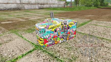 Suer SB stickerbomb for Farming Simulator 2017
