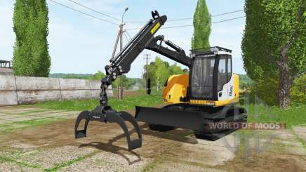 Liebherr R 914 v1.1 for Farming Simulator 2017