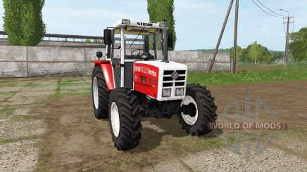 Steyr 8090A Turbo SK2 v3.0 for Farming Simulator 2017