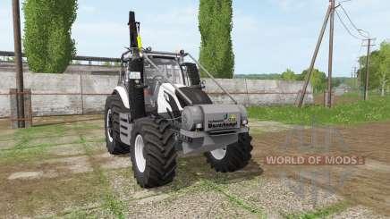 Valtra T234 forestry for Farming Simulator 2017