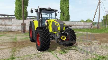 CLAAS Arion 650 for Farming Simulator 2017