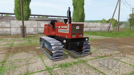 Fiatagri 160-55 v1.1 for Farming Simulator 2017