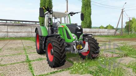 Fendt 718 Vario v1.1 for Farming Simulator 2017