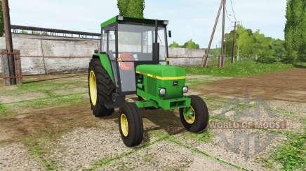 John Deere 1630 for Farming Simulator 2017