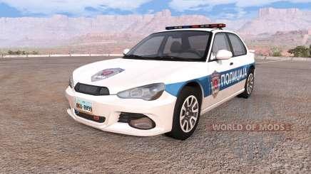 Hirochi Sunburst police v1.8 for BeamNG Drive