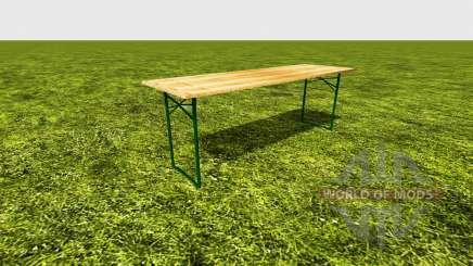 Bench for Farming Simulator 2017