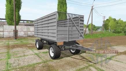 Conow HW 80 SHA v1.0.2.2 for Farming Simulator 2017