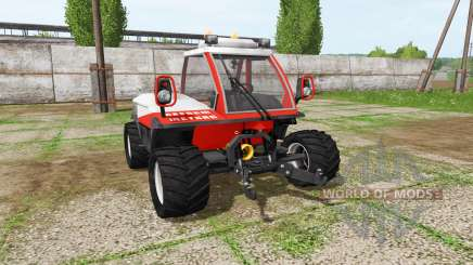 Reform Metrac H6 for Farming Simulator 2017