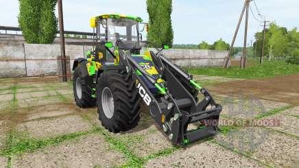 JCB 435S camo edition v1.2 for Farming Simulator 2017