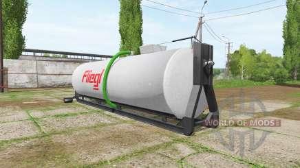 Fliegl hooklift v1.1 for Farming Simulator 2017