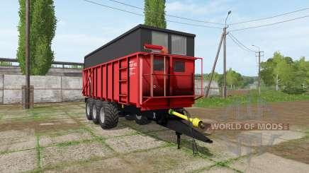 Ponthieux P24A v0.9 for Farming Simulator 2017