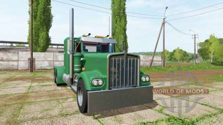 Kenworth W900A v1.2 for Farming Simulator 2017