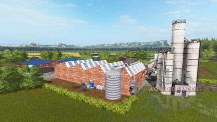 Carnousie farm for Farming Simulator 2017