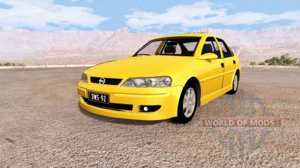 Opel Vectra (B) 2001 v1.1 for BeamNG Drive
