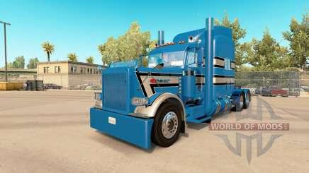 Skin GP 3 Custom Peterbilt 389 tractor for American Truck Simulator