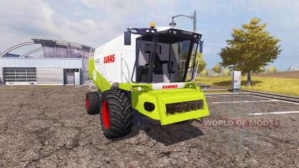 CLAAS Lexion 600 EuroTour v3.1 for Farming Simulator 2013