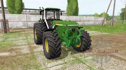 John Deere 4960 v2.0 for Farming Simulator 2017