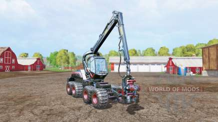 PONSSE Scorpion dyeable HDR for Farming Simulator 2015