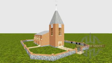 Village Church for Farming Simulator 2015
