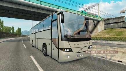 Bus traffic v1.3.3 for Euro Truck Simulator 2