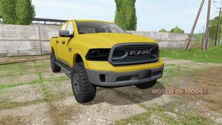 Dodge Ram 1500 2010 for Farming Simulator 2017
