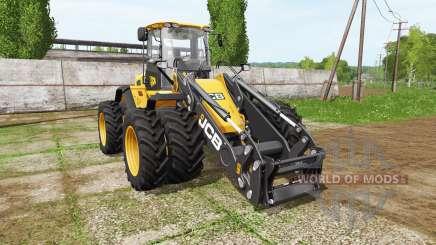 JCB 435S AWS v2.1 for Farming Simulator 2017