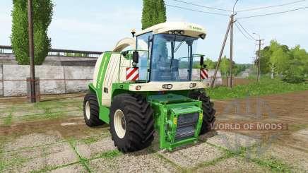Krone BiG X 1100 special for Farming Simulator 2017