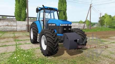 New Holland 8670 v0.9 for Farming Simulator 2017