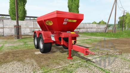 BREDAL K85 for Farming Simulator 2017