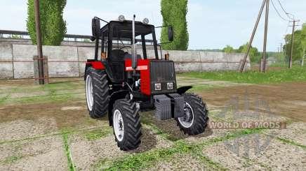 MTZ Belarus 820 for Farming Simulator 2017