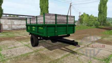 PTS 4 v2.0 for Farming Simulator 2017