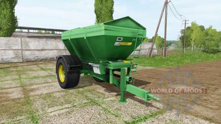 BREDAL Tornado for Farming Simulator 2017