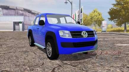 Volkswagen Amarok for Farming Simulator 2013