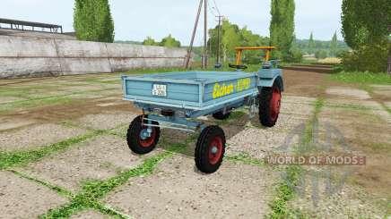 Eicher G220 v1.1 for Farming Simulator 2017