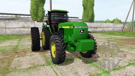 John Deere 4960 for Farming Simulator 2017