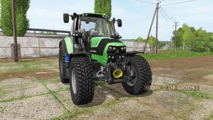 Deutz-Fahr Agrotron 6180 TTV for Farming Simulator 2017