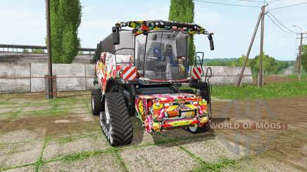 New Holland CR10.90 StickerBomb for Farming Simulator 2017