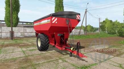 HORSCH UW 160 v1.0.1 for Farming Simulator 2017