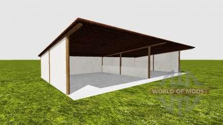 Warehouses for Farming Simulator 2015
