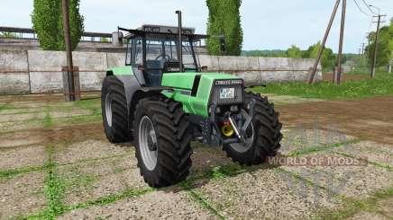 Deutz-Fahr AgroStar 6.81 for Farming Simulator 2017