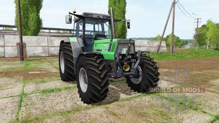 Deutz-Fahr AgroStar 6.31 v1.1 for Farming Simulator 2017