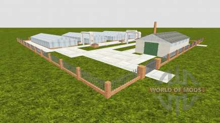 Horticultural corps v1.1 for Farming Simulator 2015