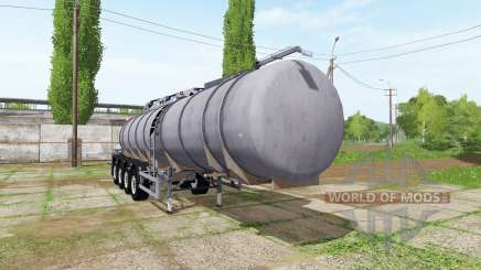 VM Tarm gylletrailer v1.1 for Farming Simulator 2017