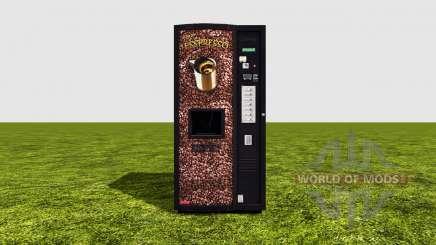 Coffee machine for Farming Simulator 2017