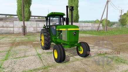 John Deere 4630 for Farming Simulator 2017